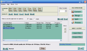 WM Converter 2.0 - náhled