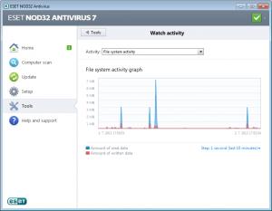 ESET NOD32 Antivirus 9.0.318 - náhled