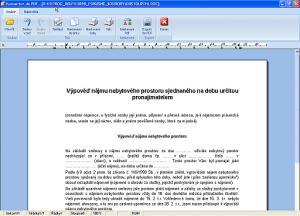 Word To PDF konvert 3.0 - náhled