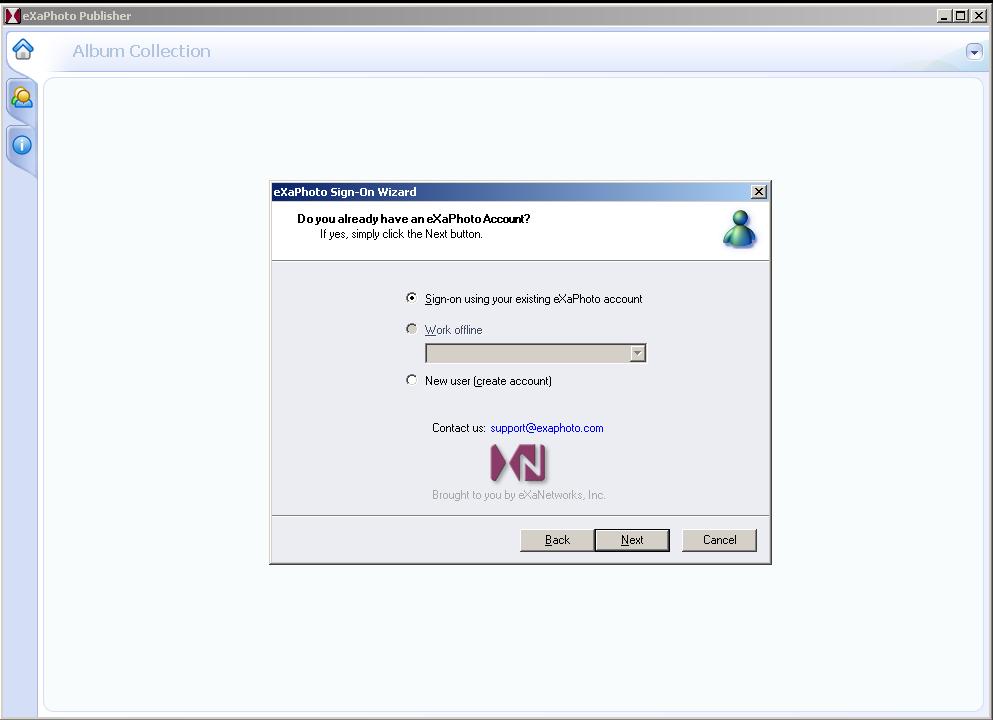 Windows 8 eXaPhoto Publisher full