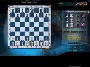 Šachy Grand Master Chess - náhled