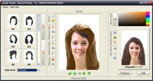 Hair Studio - Vlasové Studio 1.0 - náhled