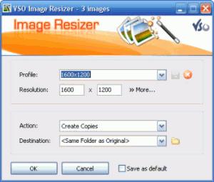 VSO Image Resizer 4.0.4.3 - náhled