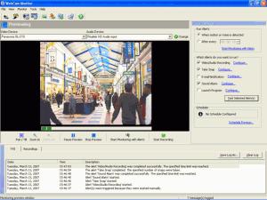 WebCam Monitor 6.13 - náhled
