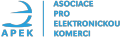 logo Asociace pro elektronickou komerci (APEK)