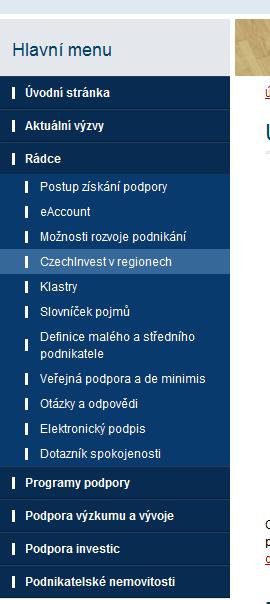 Obrázek č. 5 (www.czechinvest.org)