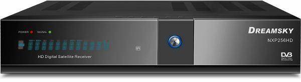 DreamSky NXP256HD přední panel