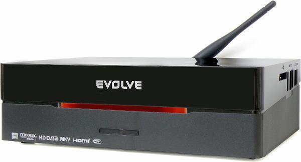 EVOLVE Blade DualCorder HD přední panel
