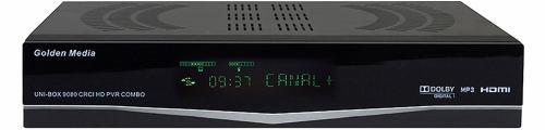 Unibox 9080 přední panel