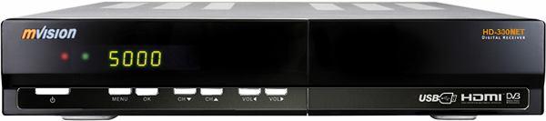 Set-top-box mVision HD-300 NET
