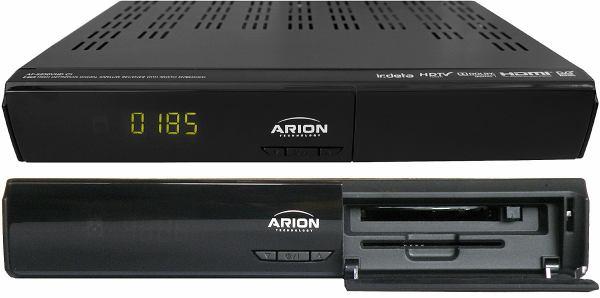 ARION AF-5230VHD CI přední panel