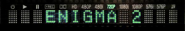 AB IPBox 9900 BB displej