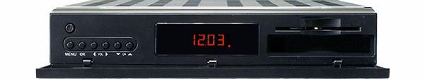 Amiko SHD-8900 Alien přední panel s víkem