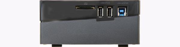 EVOLVE Blade DualCorder HD boční panel