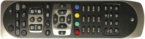 AB IPBox 910HD dálkový ovladač