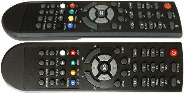 Opticum x403p HD dálkový ovladač