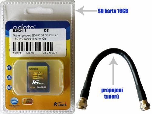 Vantage VT-1 SD karta