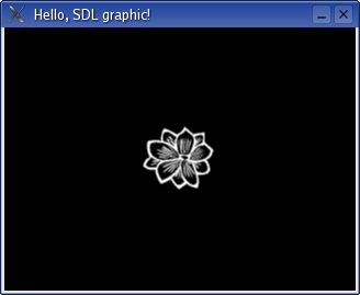 Hello, SDL graphic!