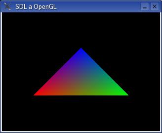 RGB trojúhelník