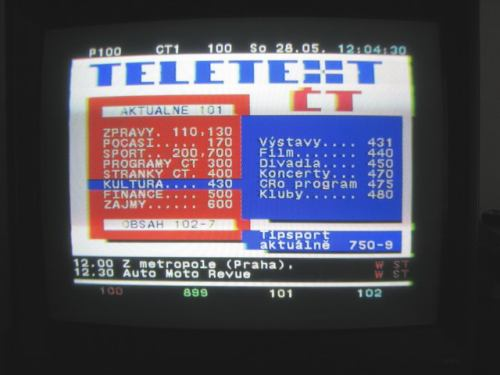 IceCrypt STC6000HDPVR teletext