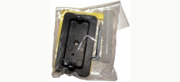 Ariva102mini Black instalační příslušenství