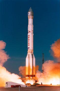 Astra 2C - start satelitu