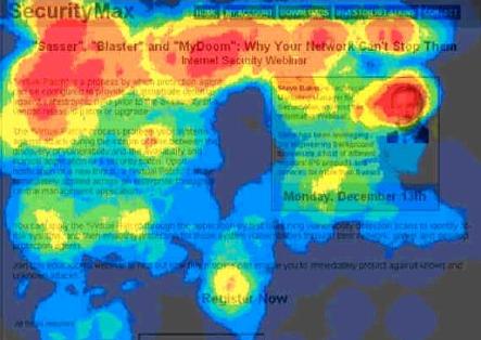 teplotní mapy 1