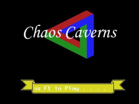 Chaos caverns 1