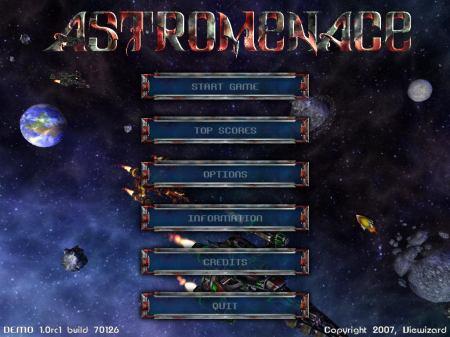 AstroMenace 1