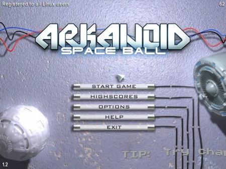 Arkanoid 1