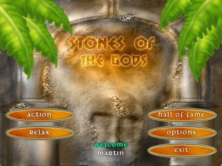 Stones of the Gods 1
