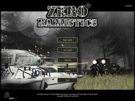 Zero Balistics 1