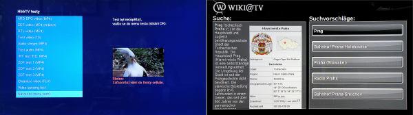 TechniSat Digit ISIO S1 HbbTV testy