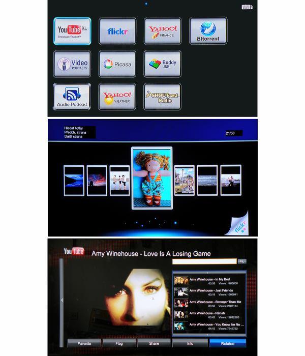 EVOLVE Blade DualCorder HD Flicker atd.