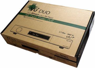 VU Box Duo krabice