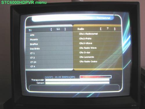 IceCrypt STC6000HDPVR multiplex