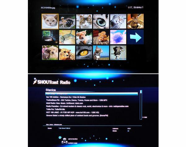 EVOLVE Blade DualCorder HD shoutcast