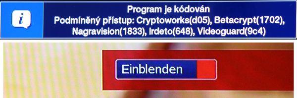TechniSat Digit ISIO S1 HbbTV info