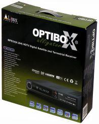 Optibox Alligator - krabice