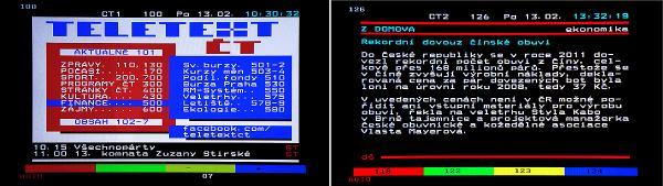 Mascom MC 2200 HDCI USB teletext