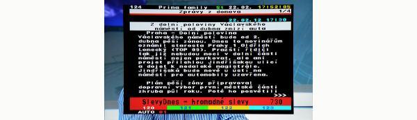 Ariva102mini Black teletext