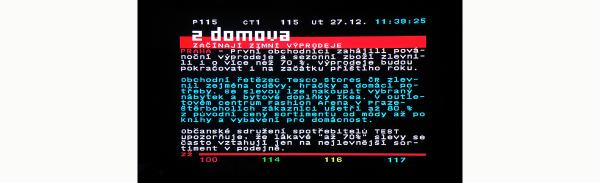 HD BOX IRD-8000 HD PVR teletext