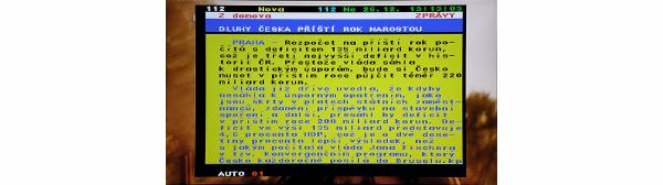 Opticum x403p HD teletext