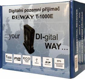 DI-WAYT-1000E krabice