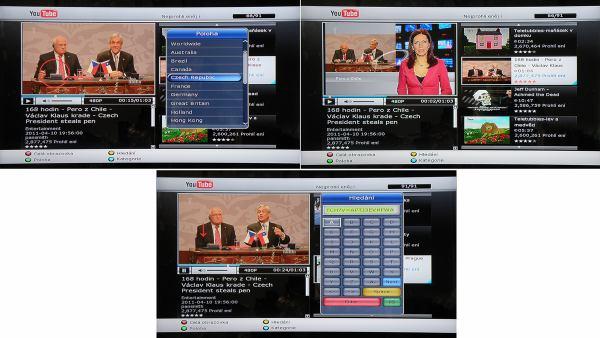 HD-BOX-FS-9105 YouTube