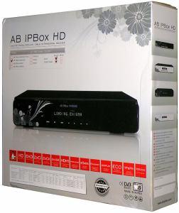AB IPBox 9900 BB krabice