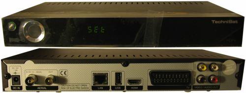 TechniSat HDFV