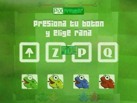 PiX Frogger 2