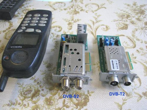 IceCrypt STC6000HDPVR tunery a Nokia