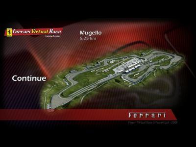 Závodní okruh Mugello
